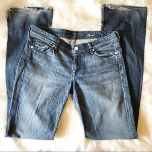 7 for All Mankind Flynt Bootcut Jean Size 30